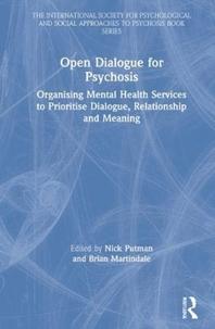 [해외]Open Dialogue for Psychosis (Hardcover)