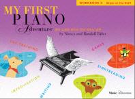 퍼스트 어드벤쳐 C급 워크북(My First Piano Adventure)