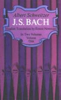 J. S. Bach, Volume One, Volume 1