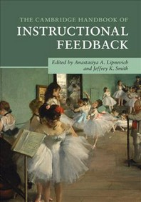 [해외]The Cambridge Handbook of Instructional Feedback