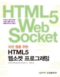 HTML5 웹소켓 프로그래밍