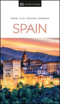 [해외]DK Eyewitness Spain (Paperback)