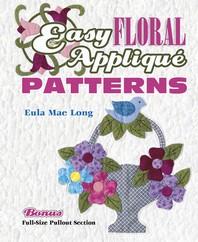 Easy Floral Applique Patterns