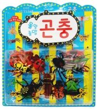 곤충(올망 졸망)(효리원 지능 발달 토이북)