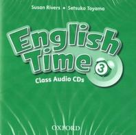 English Time 3 (Class Audio CD)