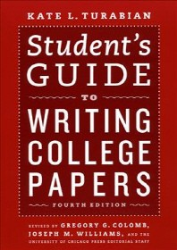 [해외]Student's Guide to Writing College Papers