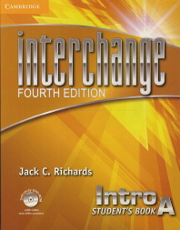 Interchange: Intro A Students Book