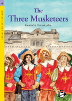 THE THREE MUSKETEERS(CD1포함)(COMPASS CLASSIC READERS 6)