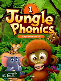 Jungle Phonics 1 (SB+mp3+Class Booster)