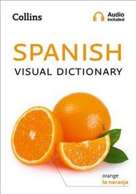 [해외]Collins Spanish Visual Dictionary
