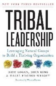 [해외]Tribal Leadership (Paperback)