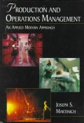 Production and Operations Management : An Applied Modern Approach #