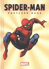 [해외]Spider-Man Postcard Book