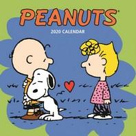 [해외]Peanuts 2020 Wall Calendar