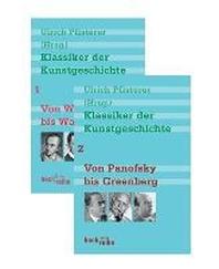 [해외]Klassiker der Kunstgeschichte Bd. 1: Von Winckelmann bis Warburg. Bd. 2: Von Panofsky bis Greenberg