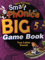 SMART PHONICS BIG GAME BOOK. 5