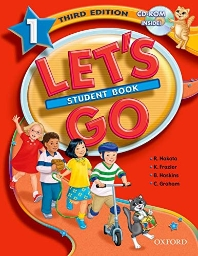 Let's Go 1 Student Book (CD-ROM 1장포함)