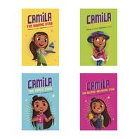 [해외]Camila the Star (Paperback)