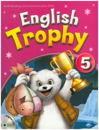 English Trophy SB(WB+CD). 5(CD1장포함)