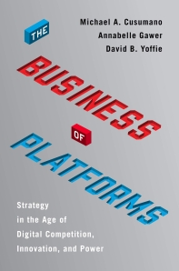 [해외]The Business of Platforms