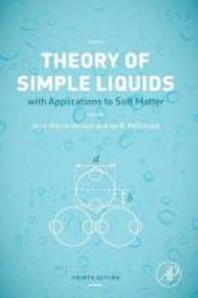 [해외]Theory of Simple Liquids