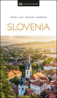[해외]DK Eyewitness Slovenia (Paperback)
