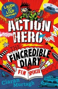 [해외]Action Hero (Paperback)