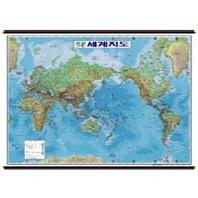 표준세계지도(대) 괘도