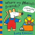 Where are Maisy's friends