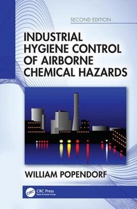 [해외]Industrial Hygiene Control of Airborne Chemical Hazards, Second Edition