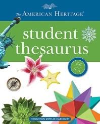 [해외]The American Heritage Student Thesaurus