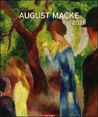 [해외]August Macke - Kalender 2021