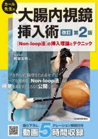 カ-ル先生の大腸內視鏡揷入術 (NON-LOOP法)の揷入理論とテクニック