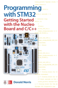 Programming with STM32  Getting Started with the Nucleo Board and C/C++