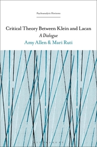 [해외]Critical Theory Between Klein and Lacan