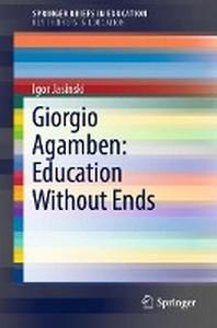 [해외]Giorgio Agamben