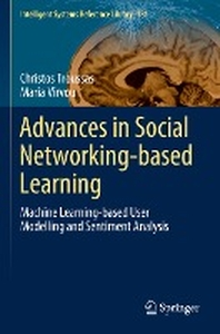 [해외]Advances in Social Networking-Based Learning