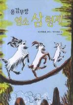 용감무쌍 염소 삼 형제(세계의 옛이야기 45 45)(양장본 HardCover)