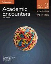 Academic Encounters Reading Writing 3