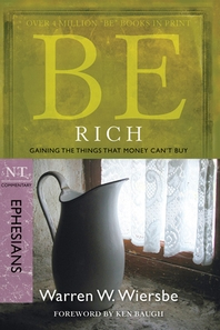 [해외]Be Rich (Ephesians)