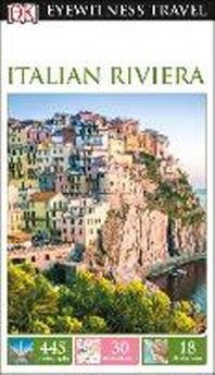 [해외]DK Eyewitness Italian Riviera (Paperback)