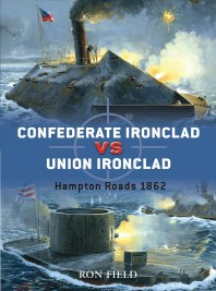 Confederate Ironclad vs. Union Ironclad