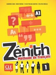 Zenith Niveau 1 Eleve + Dvd Rom 2ed