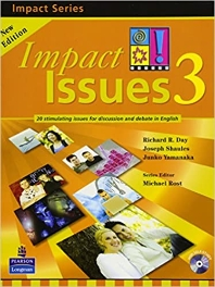 IMPACT ISSUES. 3 (NEW EDITION)(CD1포함)
