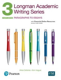 Longman Academic Writing Series. 3