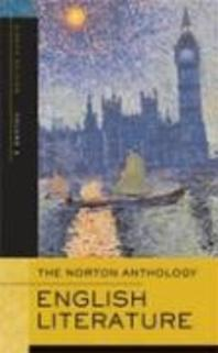 Norton Anthology of English Literature, Vol. 2, 8/E