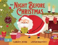 [해외]The Night Before Christmas (Board Books)