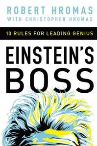 [해외]Einstein's Boss (Hardcover)