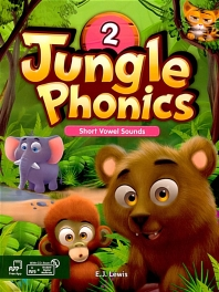Jungle Phonics 2 (SB+mp3+Class Booster)