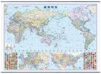 세계지도(정치)(4 6전지1매)(108X98)(밀러도법)